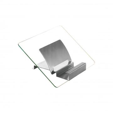 stainless steel cook book stand
