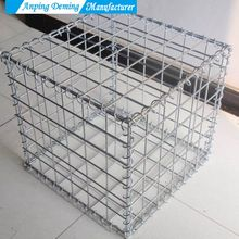 Hot Dip Galvanized Welded Gabion Wire Mesh