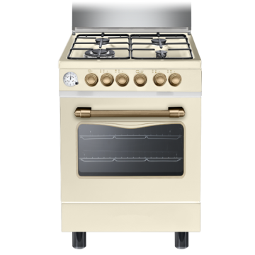 Gas Electric Mixed Cookers 60
