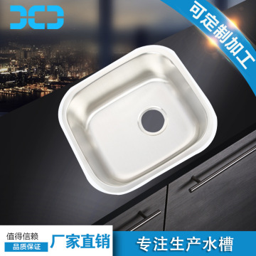 Square Small Size Sink Stainless Steel Sink