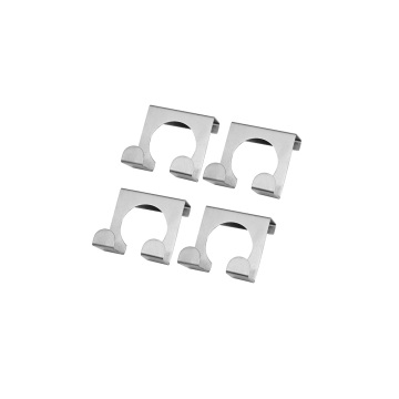 heavy duty over the door hooks set/4