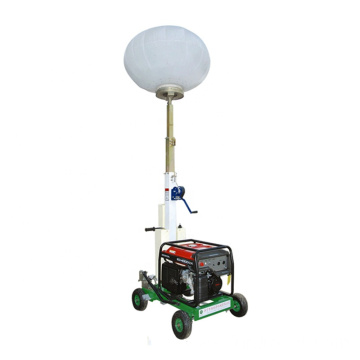 Mobile lighting tower price diesel Generator balloon light tower generator light tower for sale FZM-Q1000