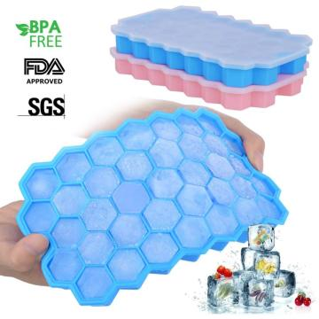 Food Grade Silicone Ice Cube Trays