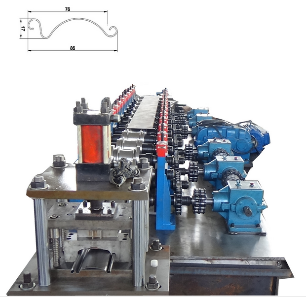 Shutter Door Making Machine