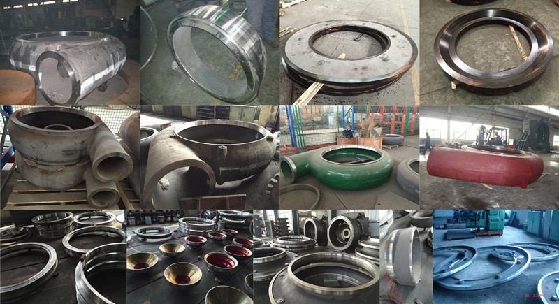 Casting Pump And Spare Parts