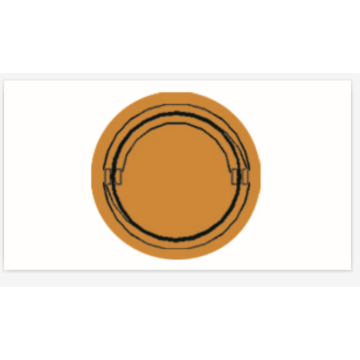 Goldbell Circular Grid Strain Gauge
