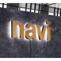 Backlit Oversized Wall Letters Giant 3D Letters