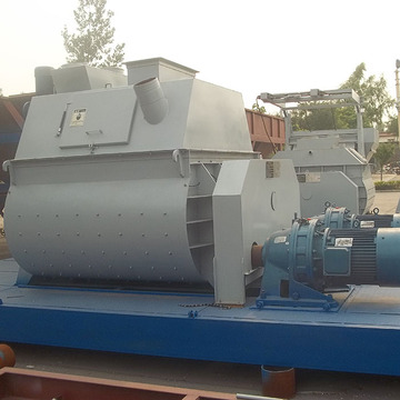 Hot selling JS concrete mixer for batching plant