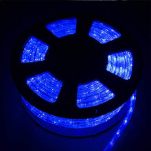 Blue Indoor Outdoor Waterproof LED Rope Lights