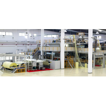 SSS PP spunbond nonwoven fabric Production Line