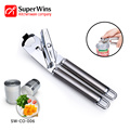 Easy-to-Use Heavy Duty Stainless Steel Can Opener