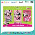 DISNEY MINNIE MOUSE crayons