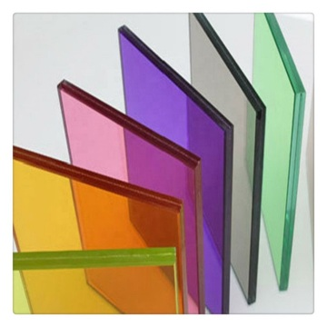 44 638mm 6mm Green Tinted Laminated Glass Price