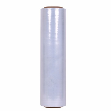 Industrial pallet plastic stretch packaging wrapping film