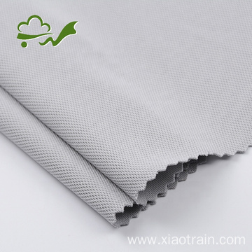 75D Interlock Bird Eye Mesh Fabric for Garment