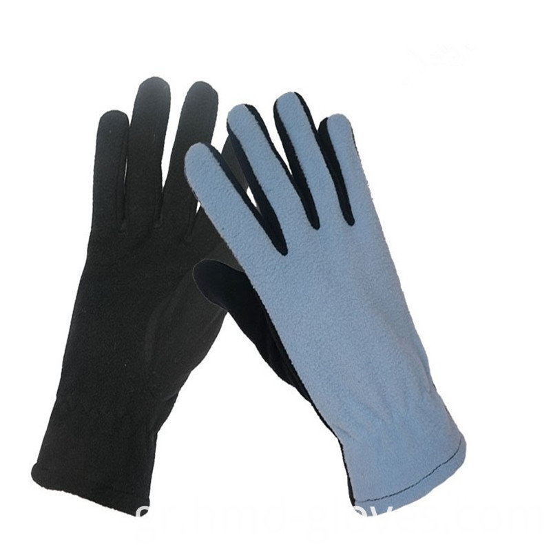 Fleece Gloves 16