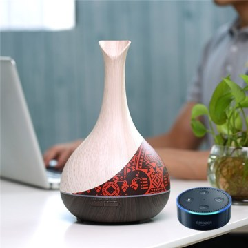 Alexa Smart Cool Mist Essential Oil Diffuser Nawilżacz