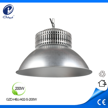 Factory 200W high power high bay light fixture