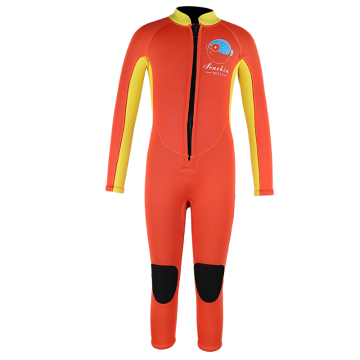 Seaskin Childrens Keeping Warm Diving Flexible Wetsuits