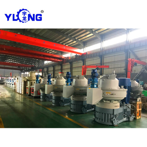 Large Capacity Ring Die Pellet Making Machine