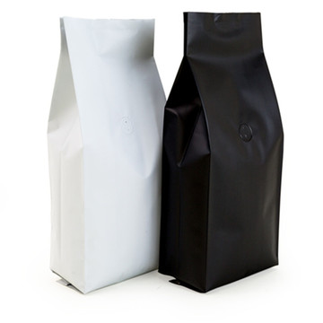 Side Gusset Coffee Bags With Valve and Ziplock