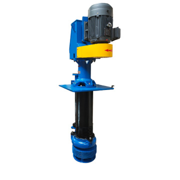 2inch vertical long shaft slurry pump