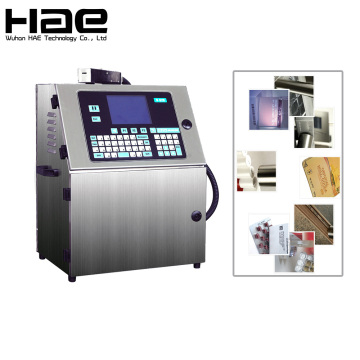 Industrial Continuous Inkjet Printing Systems