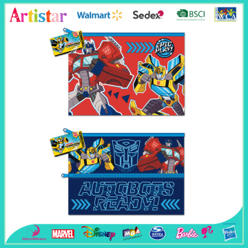 Autobots zip pencil case
