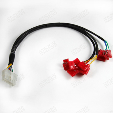 DOMINO SOLENOID CABLE ASSY
