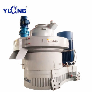 Yulong XGJ850 Wood Sawdust Pellet Machine