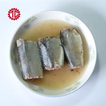 Good Quality Factory Price Canned Mackerel In Oil