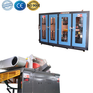 Induction melting furnace copper melting forge furnace