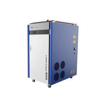 laser rust cleaning machine