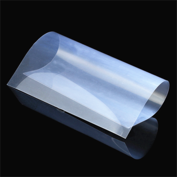Transparent Rigid Film Thick Pvc Sheets
