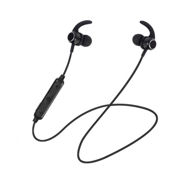 2019 Fancy headset bluetooth magnetic earphone for sports