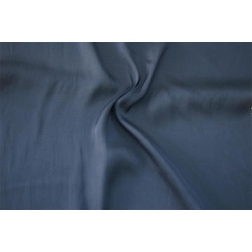 Polyester 50D Sea Island Hammered Satin Solid Fabric