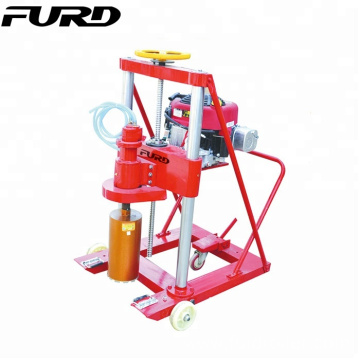 Mini Drilling Rig Machine Asphalt Road Drilling Rig Machine For Sale(FZK-20)