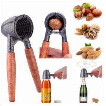 Funnel Nutcracker Tool Quick Walnut Nut Opener kitchen nutcracker alloy shell nut opener Almond Pecan Hazelnut Hand Kitchen Tool