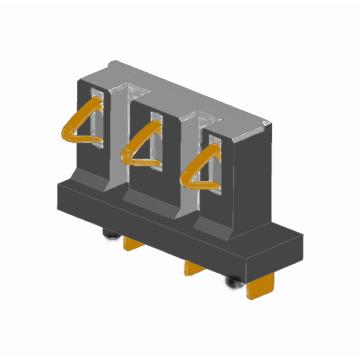 3.0mm Pitch Battery Connector T/H Type