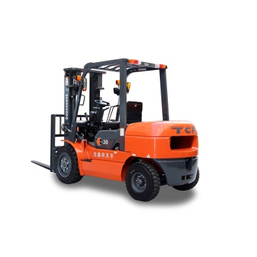 3.5 Ton Benefits Diesel Counterbalanced Forklift