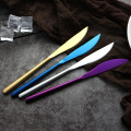 High Quality Stainless Steel Flatware Korean Table Knife