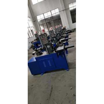 Automatic Material Feeding Round Pipe Cutting Machine