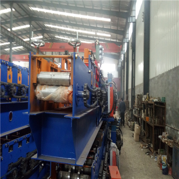 Roofing Gutter Roll Forming Machine