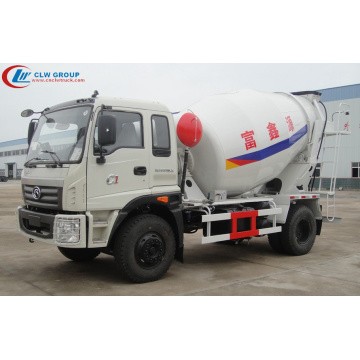 FOTON 6m³ Concrete Mixer Truck For Sale