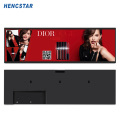 37 inch Wide Stretched Bar LCD Advertising Display