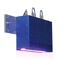 LED UV curing system