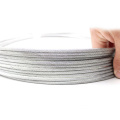 High-Quatity 8mm Stainless Steel Wire Rope 7*19