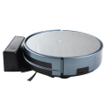 Two main central brushes robotic vacuum cleaner