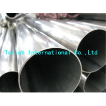 Nickel Chromium Iron Alloys Stainless Steel Tube