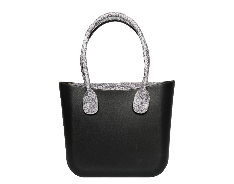 Black Eva Tote Handbags